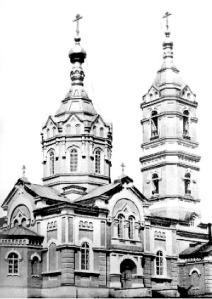 николаевская церковь Орск 1914